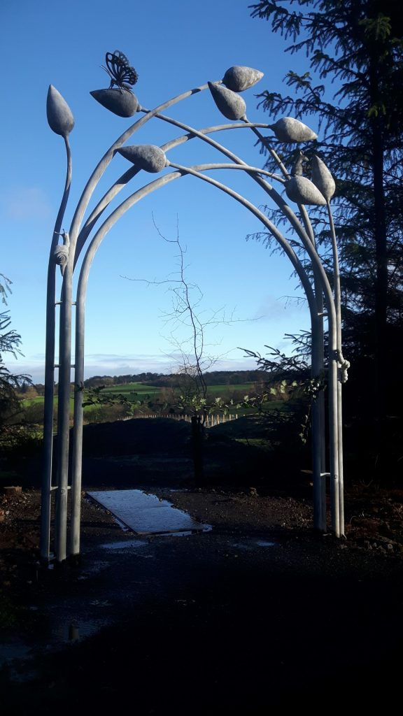 Muiravonside Country Park arch