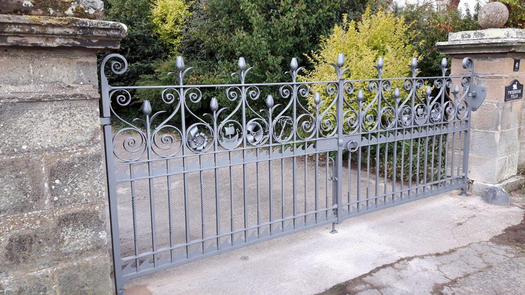 Bowers gate