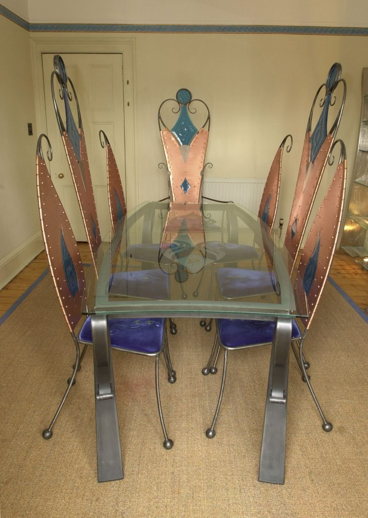 Carnival table and chairs