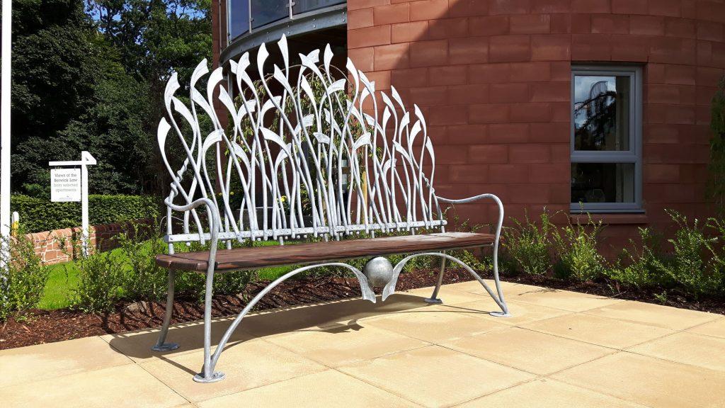 Hugh road bench