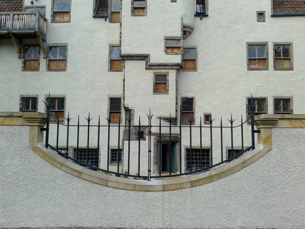 Lambs House, claire voie