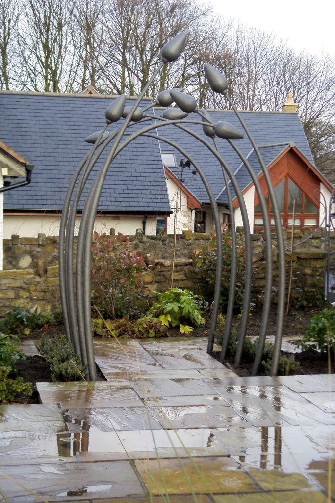 Linlithgow pergola