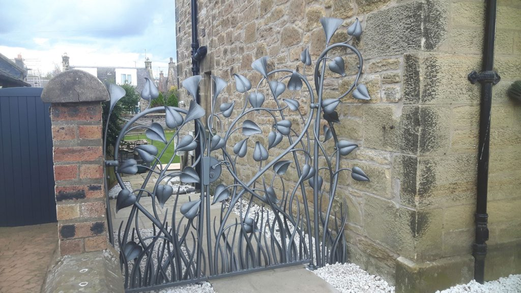 Phil and Jane's gate