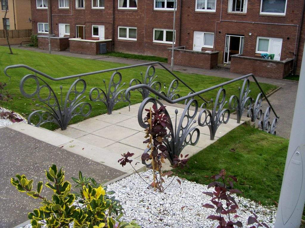 Riverford railings
