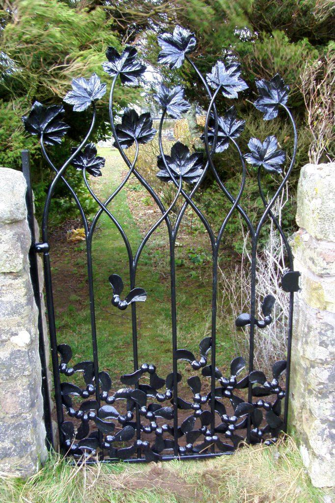 Sycamore gate
